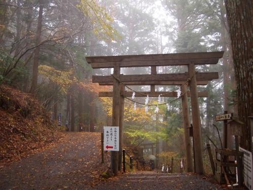 【玉置神社】車なしのアクセス方法!東京と大阪から車での行き方!紅葉の玉置神社情報