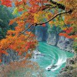 【関西】絶景!秋のおすすめは瀞峡!龍神が棲まう?神秘の世界