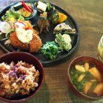 熊野古道の美味しいランチはカフェ朴!野菜ランチと天然酵母パンは隠れ家スポット!
