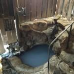 世界遺産の温泉「つぼ湯」色が7回変わる?混雑状況は?「入浴証明証」がもらえる