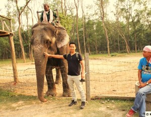 Trip to Chitwan Nationanl Park