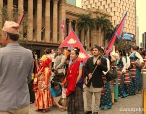 Nepal festival in Brisbane 2016