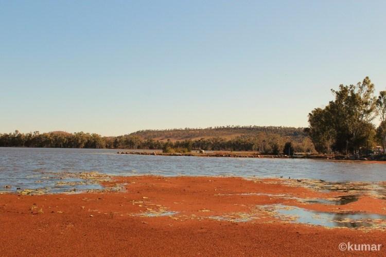 Lake Theresa Creek Dam, Rubyvale Road, Clermont