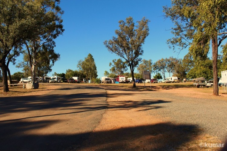 Camping Areas