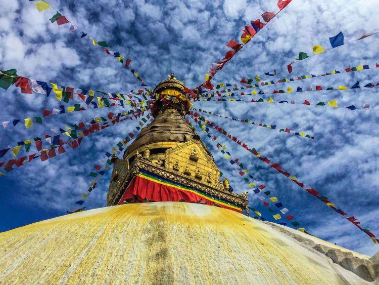 Swyambhu Stupa