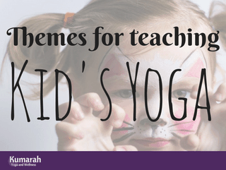 How to Teach Phenomenal Kids Yoga Classes with Simple Themes