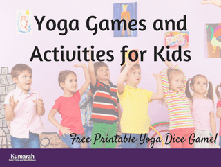 Yoga Games for Kids: Active Kids Yoga Group Games