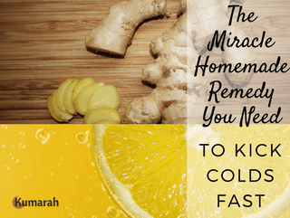 The Miracle Homemade Remedy You Need to Kick Colds Fast
