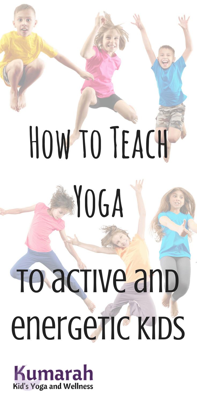 Tips For General Yoga Classroom Behavior Management