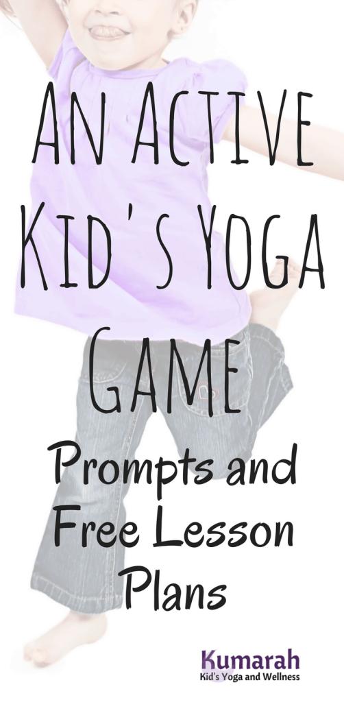 yogi says yoga game for kids