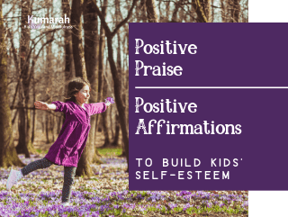 How to use Positive Praise and Affirmations for Kids in a Yoga Classroom