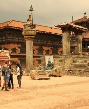 Bhaktapur, The City of Devotees