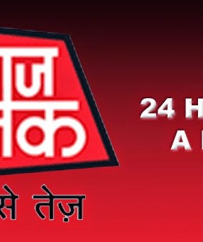 Aajtak Live Television India