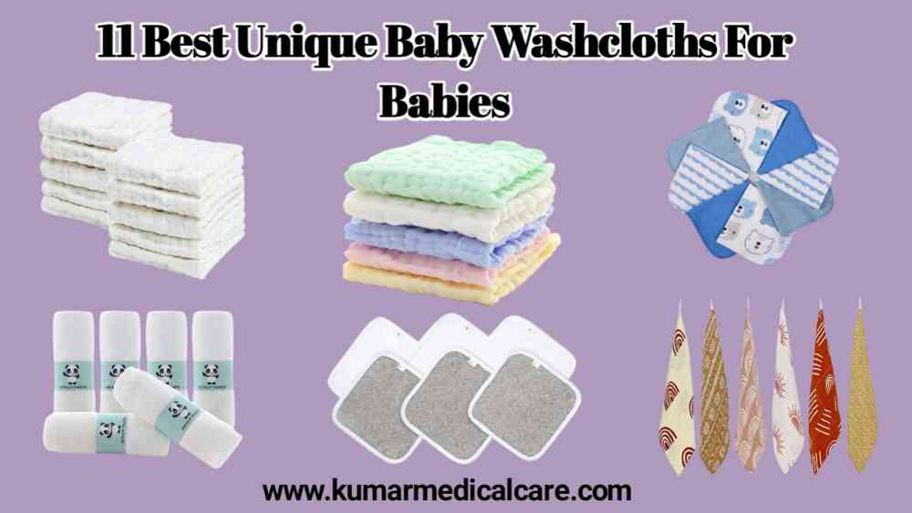 11 Best Unique Baby Washcloths For Babies. Baby Washcloths for Baby Bath