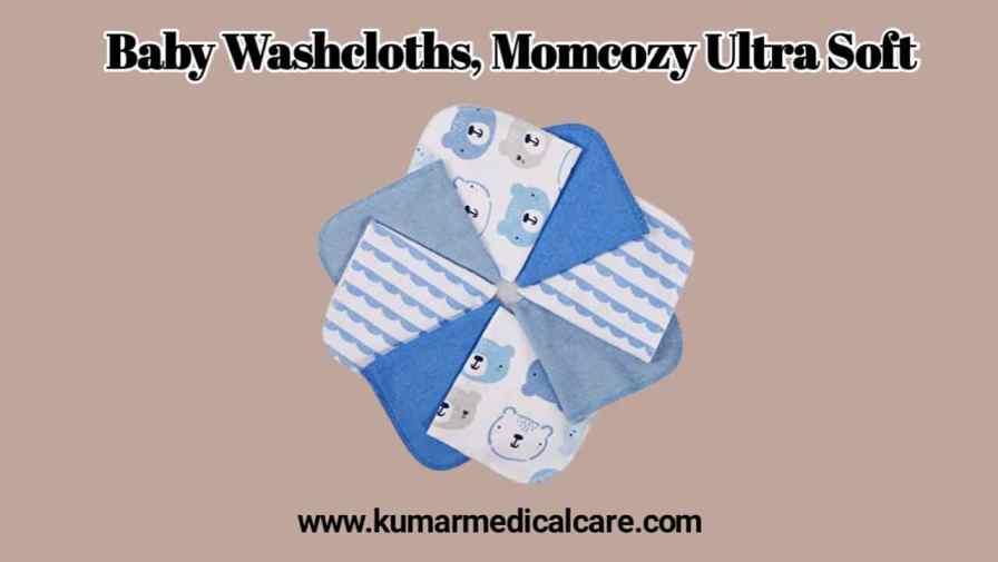 Baby Washcloths, Momcozy Ultra Soft