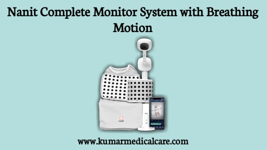 Nanit Complete Monitor System