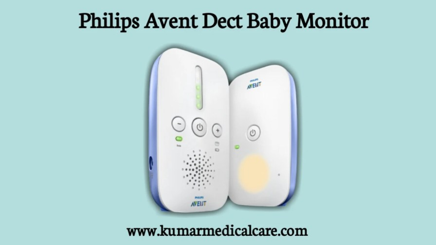 Philips AVENT Audio Baby Monitor