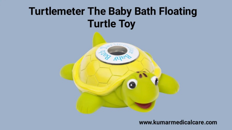 Turtlemeter, The Baby Bath Floating Turtle Toy