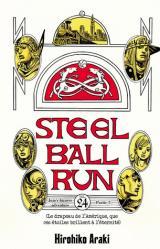 JoJo's Bizarre Adventure Part 7: Steel Ball Run