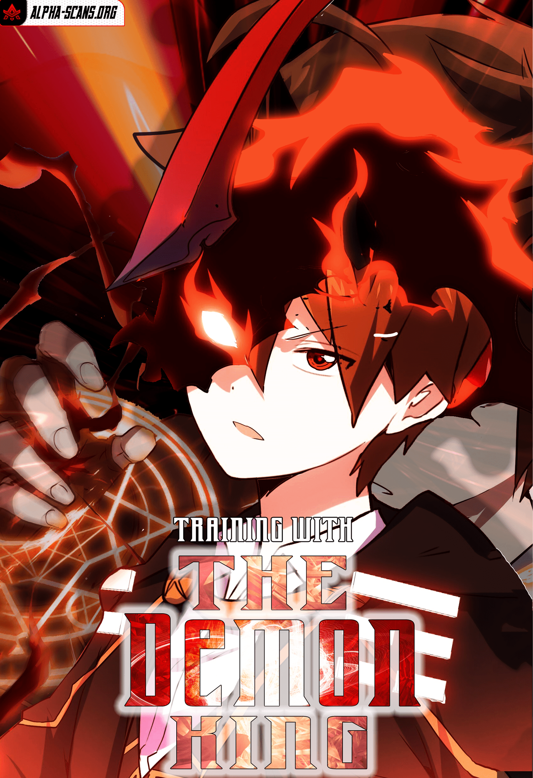 Training With The Demon King