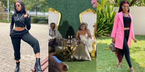 Wendy Shay marries in a private ceremony