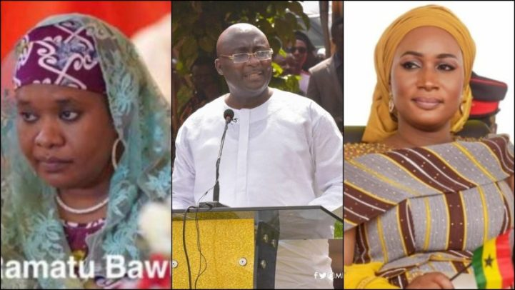 Bawumia and two wives