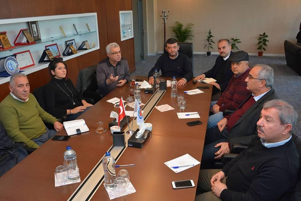 Domatexpo toplantısı