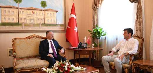 Vali Yazıcı'dan Batı Antalya'ya tam destek.