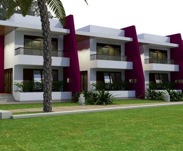 Maisonettes 2BHK with Maids Room