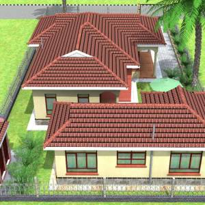 2BHK & Guest Wing