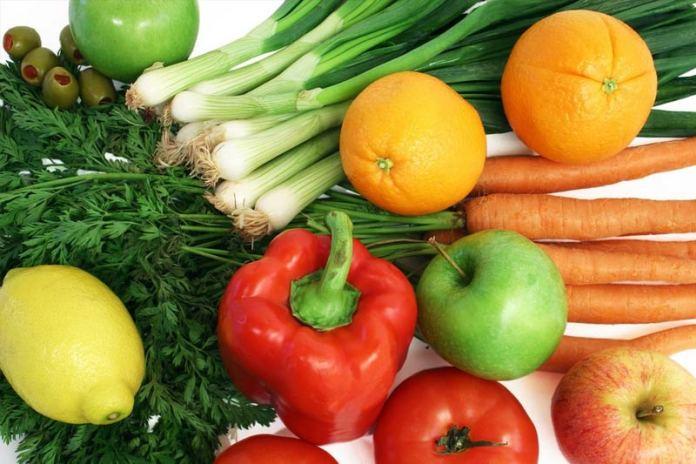 Продукты с высоким содержанием витамина C