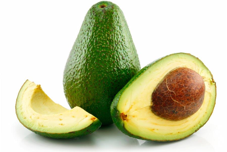 Маска для сухой кожи лица из авокадо