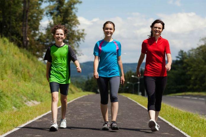 Быстрее ходить – дольше жить, считают учёные