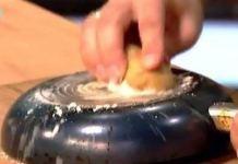Как легко очистить сковороду от нагара
