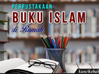 perpustakaan buku islam dirumah