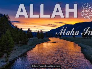 Allah-maha-indah