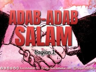 adab-adab salam