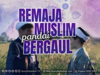 remaja muslim pandai bergaul