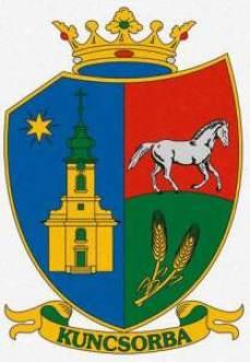 Kuncsorba címer