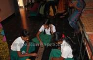 ವಿದ್ಯಾರ್ಥಿಗಳ ಪ್ರತಿಭೆಗೆ ವೇದಿಕೆಯಾಯ್ತು ಸ್ವರ್ಧಾರಹಿತ 'ಮಕ್ಕಳ ಹಬ್ಬ'