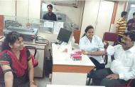 ಭಾರತ್ ಬ್ಯಾಂಕ್ ಸ್ಟಾಫ್ ವೆಲ್ಫೆರ್ ಕ್ಲಬ್ : ಆರೋಗ್ಯ ಶಿಬಿರ