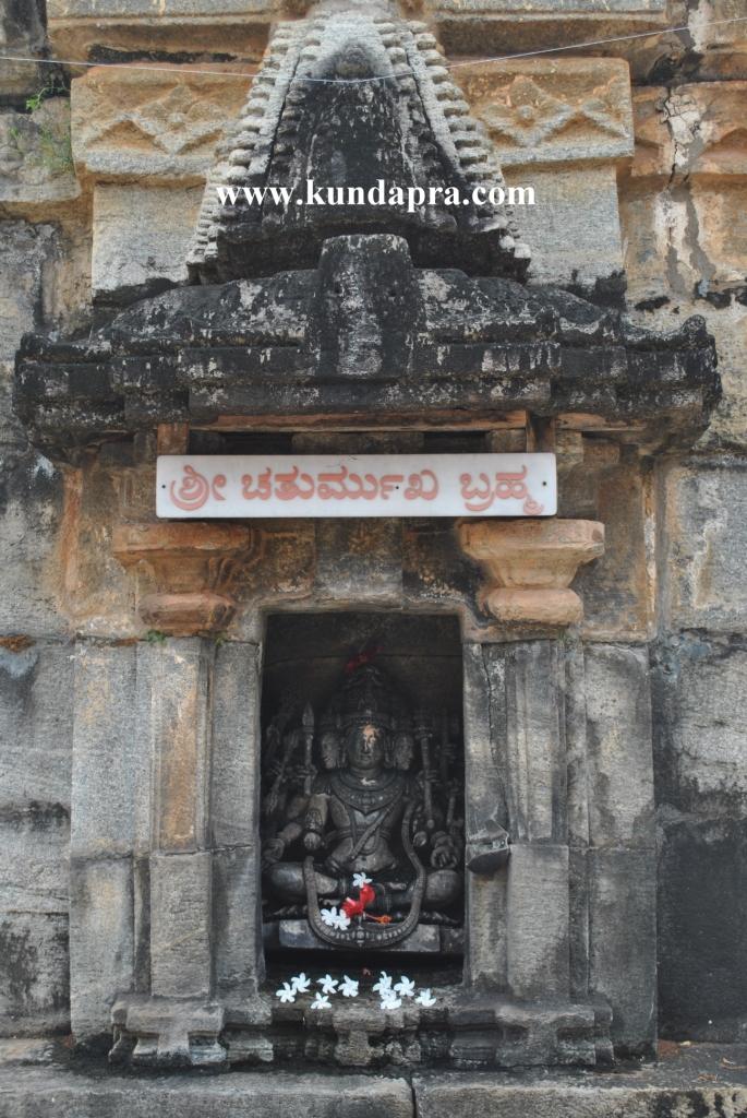 Byndoor seneshwara temple Wondeful art  (3)
