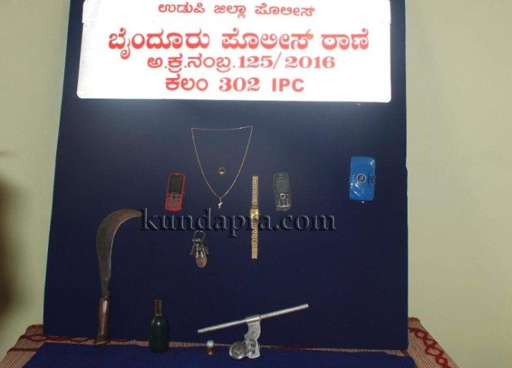 Navunda Madav Poojary murder case Aquest arrested (3)