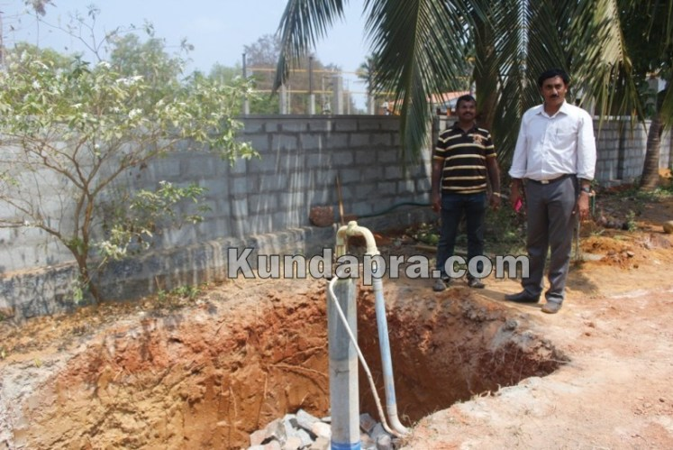 Bore well recharging to increase ground water (2)