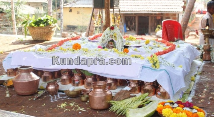 Heranjalu Shri Durgapameshwari Temple - Brahma Kalashotsava (2)