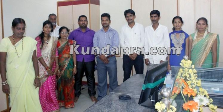 Sagar Credit Co operative Hemmady Branch inaugurated (3)