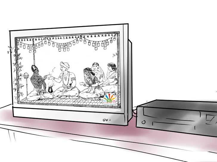 ಕೆಲು ವರ್ಸದ್ ಹಿಂದೆ ಮದಿಮನಿ ಸಂಭ್ರಮನ್ ಮೆಲ್ಕ್ ಹಾಕ್ತಿದ್ದದ್ದ್ ಬಾಡಿಗಿಗ್ ತಂದ್ ವಿ.ಸಿ.ಪಿ!