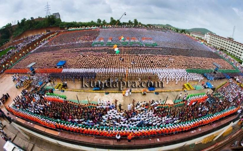 ಆಳ್ವಾಸ್ನಲ್ಲಿ ಸ್ವಾತಂತ್ರ್ಯೋತ್ಸವ: ಭಾವೈಕ್ಯತೆಯ ಸಂಭ್ರಮದ ಕ್ಷಣಗಳಿಗೆ ಸಾಕ್ಷಿಯಾದ 35,000 ಪ್ರೇಕ್ಷಕರು!