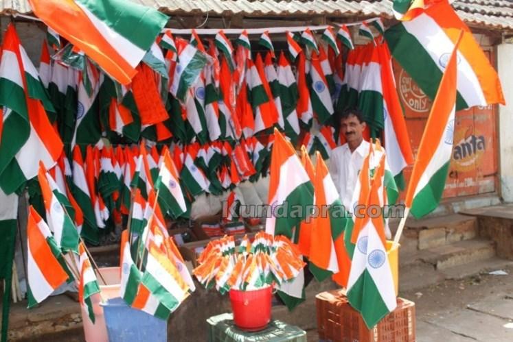 Indian Flag - Kundapura - Abdul - Kundapur (1)