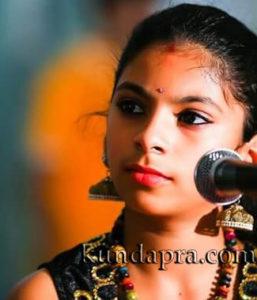 Saanvi shetty singer